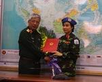 Nữ sĩ quan VN đầu tiên tham gia gìn giữ hòa bình tại Nam Sudan