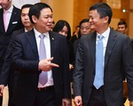 Tỉ phú Jack Ma: Khởi nghiệp phải có tình yêu