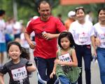 Gần 20.000 người tham gia chạy bộ từ thiện tại TP.HCM