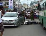 Tùy tiện mở cửa xe ôtô gây tai nạn chết người