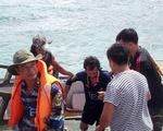 Đảo Phan Vinh, Trường Sa, cấp cứu ngư dân bị tàu lạ bắn