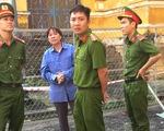 Y án sơ thẩm tù chung thân đối với bị cáo bỏ trốn 15 năm