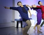 John Huy Trần và các học trò lần đầu cùng múa