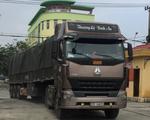 Phạt xe chở quá tải 200 gần 60 triệu đồng