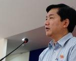 Tạm đình chỉ đại biểu Quốc hội đối với ông Đinh La Thăng