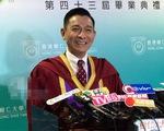 Lưu Đức Hoa là tiến sĩ danh dự trường Đại học Shue Yan Hong Kong