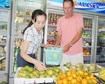 Cô gái đưa nông sản sạch về phố cổ Hội An