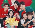 Dàn diễn viên trẻ của 100 ngày bên em tung ảnh Giáng sinh rực rỡ