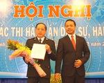 Trao quyết định bổ nhiệm Cục trưởng thi hành án dân sự TP HCM