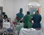 Cứu kịp thời bệnh nhân gãy