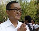 Cựu lãnh đạo đảng đối lập Campuchia bị phạt 1 triệu USD vì nói xấu trên Facebook