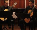 Nghe 4 clip trình diễn guitar của các cầm thủ đêm thứ 2 Sài Gòn