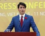 Thủ tướng Justin Trudeau giải thích chuyện bỏ họp TPP