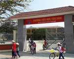 Phát hiện trường tiểu học lạm thu hơn 700 triệu đồng