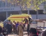 Nổ lớn tại trường cao đẳng ở Crimea, ít nhất 18 người thiệt mạng