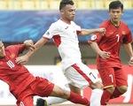 U19 VN thua ngược Jordan ở trận ra quân Giải U19 châu Á 2018
