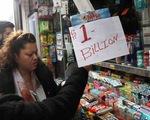 Xổ số jackpot ở Mỹ đạt kỷ lục 1,6 tỉ USD