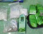 Bắt vụ vận chuyển hơn 12kg ma túy từ Campuchia về Việt Nam