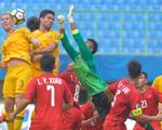 Thua sát nút Úc, VN bị loại khỏi Giải U19 châu Á 2018