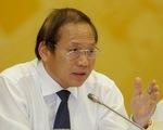 Đề nghị miễn nhiệm chức bộ trưởng của ông Trương Minh Tuấn