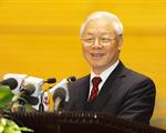 Tổng bí thư Nguyễn Phú Trọng đắc cử chức vụ Chủ tịch nước
