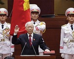 Tân Chủ tịch nước Nguyễn Phú Trọng: