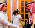 Báo Mỹ tiết lộ con nhà báo Khashoggi được bồi thường triệu đô