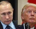 Hai ông Trump và Putin có thể gặp nhau tháng 11 về hiệp ước hạt nhân
