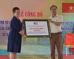 Mỹ tài trợ gần 2,2 tỉ đồng tu sửa di sản Thành nhà Hồ