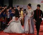 Gặp Như Quỳnh, Lê Khanh, Hải Yến, Ngô Thanh Vân trên thảm đỏ HANIFF