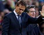 HLV Lopetegui sẽ bị Real Madrid sa thải trong vòng 24 giờ