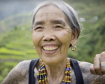 Nghệ nhân xăm mình 101 tuổi