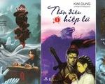"""Kim Dung với """"quái tượng"""" đọc sách"""