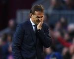 Real Madrid sa thải HLV Lopetegui