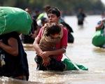 Mỹ tăng cường 5.200 lính bảo vệ đường biên giới với Mexico