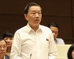 """Bộ trưởng Tô Lâm: Chủ tiệm vàng không khiếu nại """"vụ 100 USD"""""""