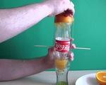 Tái chế chai nhựa thành đồ dùng có ích chỉ trong một nốt nhạc