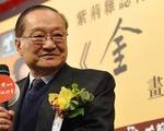 Tác giả võ hiệp Kim Dung qua đời ở tuổi 94