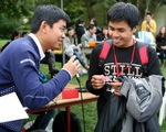 Nhiều học bổng cho bạn trẻ Việt Nam