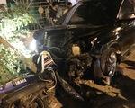 Phó Công an Đồng Xoài gây tai nạn liên hoàn: say rượu hay bể lốp xe?