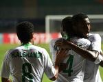 Saudi Arabia bất ngờ đá bại Nhật ở bán kết Giải U19 châu Á