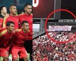 """CĐV Indonesia """"tuyệt vọng"""" với đội nhà"""