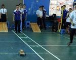 Học sinh cấp 3 Sài Gòn hào hứng  đua xe thế năng