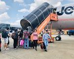 Máy bay Jetstar đi Thanh Hóa nhưng hạ cánh ở Hà Nội