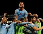 Manchester City thắng áp đảo Manchester United 3-1 tại Etihad