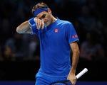 Thua trận mở màn ATP Finals, Federer