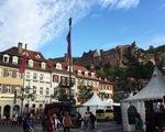 Theo chân du khách Việt khám phá thành phố cổ Heidelberg