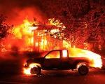 Cháy rừng ở California: hơn 40 người chết, Tổng thống Trump ban bố tình trạng thảm họa