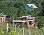 Công trình vi phạm trên đất rừng Sóc Sơn sẽ bị cưỡng chế phá dỡ