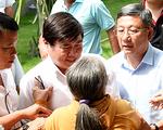 Chủ tịch TP.HCM tiếp dân Thủ Thiêm: